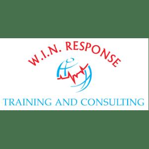 WIN Response Logo: Marketing Clarity Client