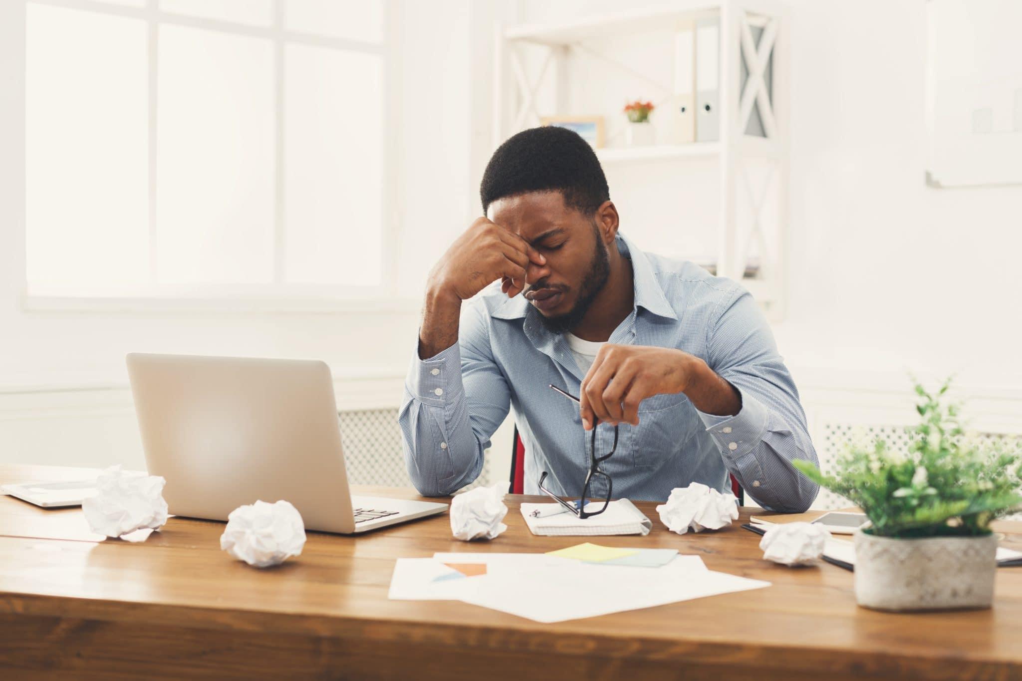 Overworking vs. Productivity